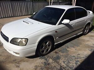1999 Subaru Liberty Tamworth Tamworth City Preview