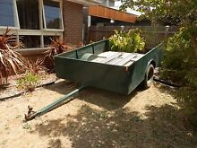 Trailer excellent condition Dingley Village Kingston Area Preview