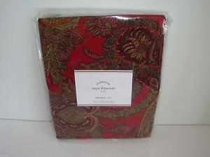 Pottery Barn Chair Slipcover Ebay