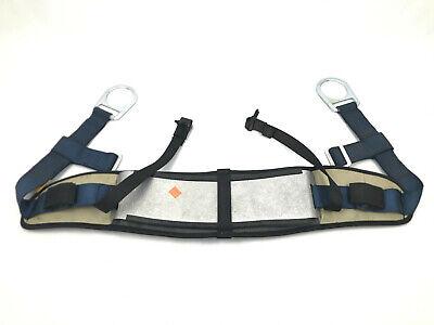 New Dbi Sala Safety Seat Sling Swing Exofit Tower Climbing Harness Size Large