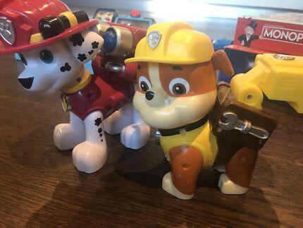 Paw Patrol toys | Toys - Indoor | Gumtree Australia Brimbank Area ...