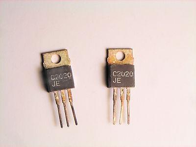 2sc2020 Original Sony Rf Transistor 2 Pcs
