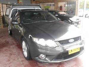 2010 Ford Falcon XR6 Manual Ute Lismore Lismore Area Preview