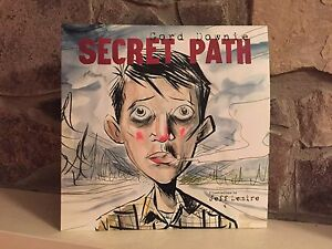 "Gord Downie's ""Secret Path"" album on heavyweight vinyl."