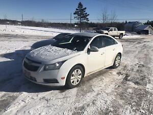 Chev Cruze for sale