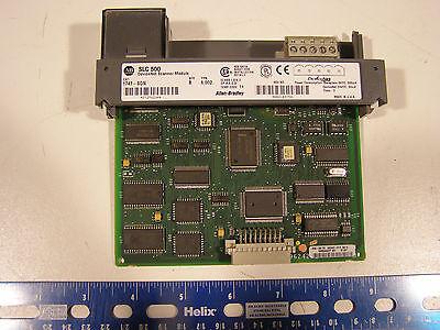 Allen-bradley Slc 500 Devicenet Scanner 1746-sdn Series B Frn 6.002 Free Ship