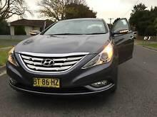 2011 Hyundai i45 Sedan Melbourne Region Preview