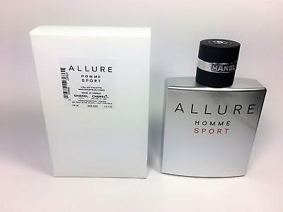 Chanel Allure Homme Sport EDT for Men 3.4 oz / 100 ml *NEW IN TST BOX*