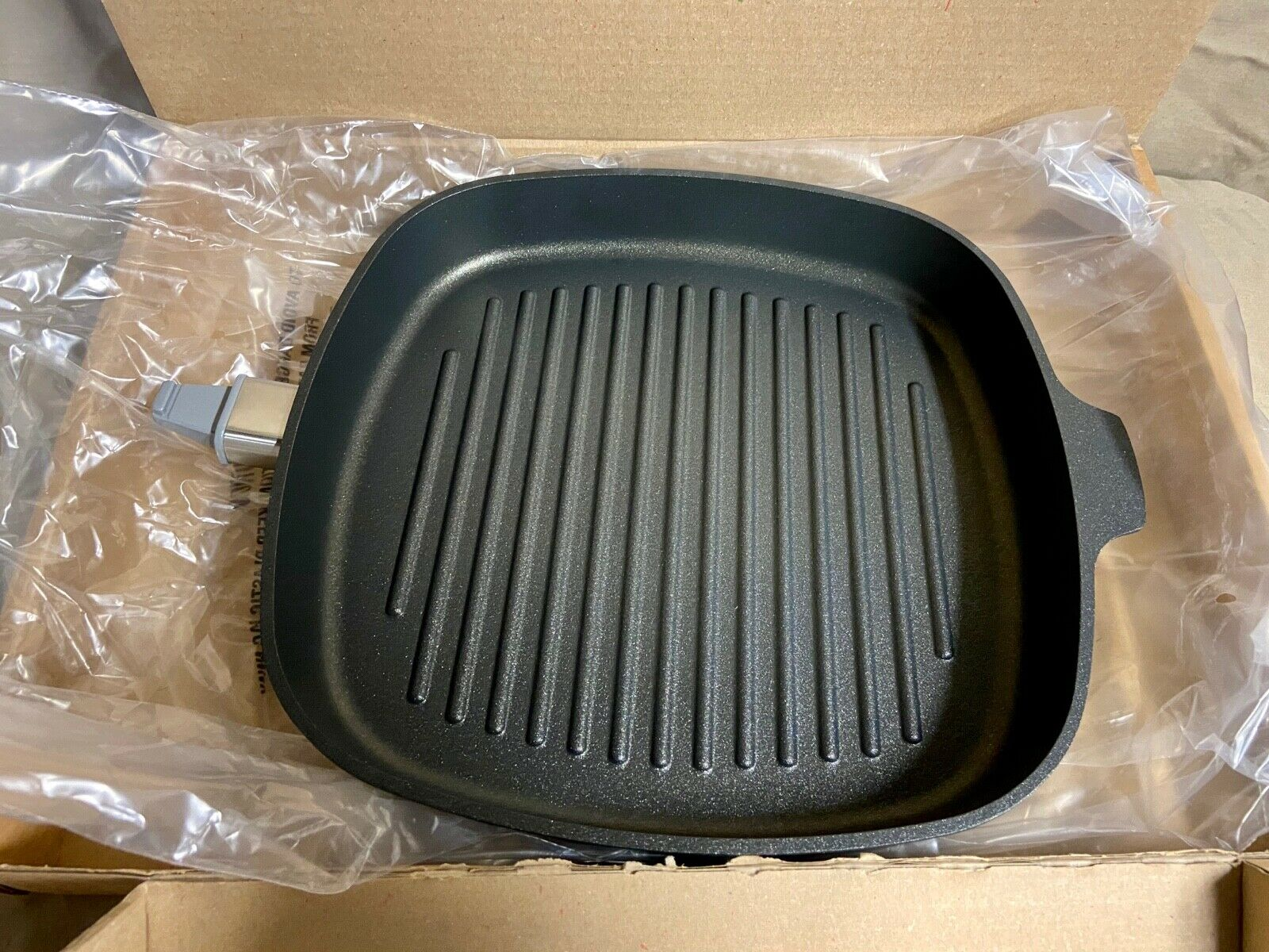 nonstick grill pan brand new 2738
