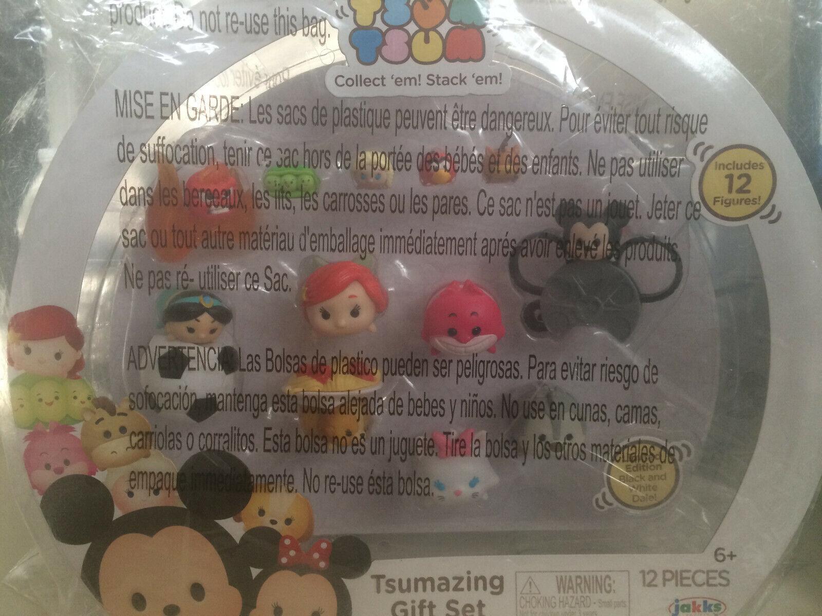 Tsum Tsum Disney 12 Figures Gift Set