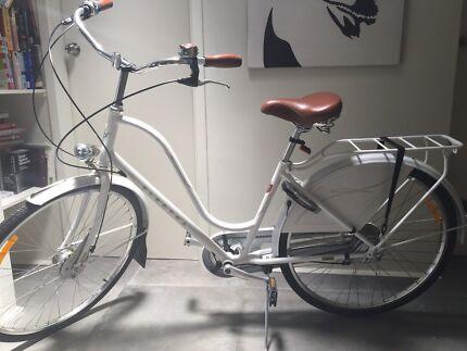 Lady's cruiser bike