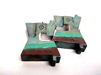 Set Of 2 Semtorq Fc5-22-3s3s .190 Wf Blades For Tip Dresser Cutter Welder