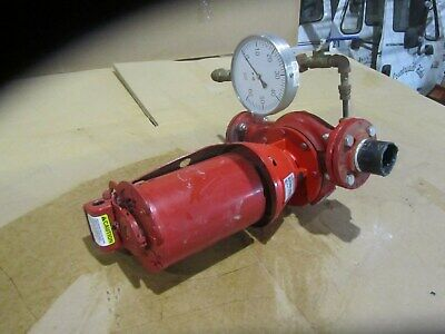 Bell Gossett Circulator Water Pump 1 Hp 134 Gpm At 18 Ft Used