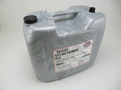 20L High Performance Motor Oil 5W30 VW 502.00 505.00 BMW LL-01 MERCEDES 229.5  comprar usado  Enviando para Brazil