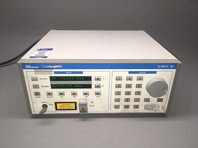 Gn Nettest Photonetics 3648 He 1560 P10 M L Tunics-bt Tuneable Laser Source
