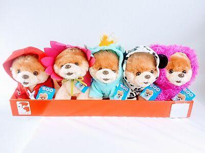 "Gund World's Cutest Boo Dog Gift Set Stuffed Animal Plush 9"""