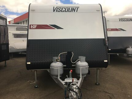 * * * Brand NEW * * * Viscount 21'6 V2 Family Bunk Caravan North St Marys Penrith Area Preview
