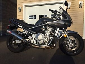 2008 Suzuki Bandit 1250SA for sale
