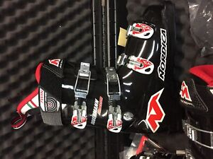 New Nordica Doberman aggressor 150 ski boots sizes 7 and 9
