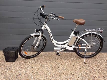 Electric Bike Aseako Cruiser