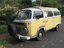 1976 Volkswagen Kombi camper Scarborough Wollongong Area Preview