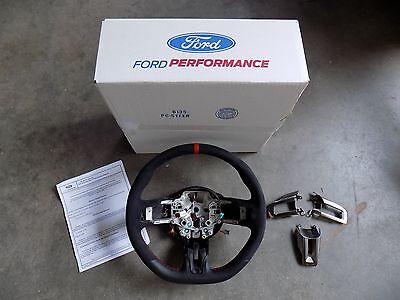 NEW 2015 2016 2017 MUSTANG SHELBY GT350R STEERING WHEEL KIT M-3600-M350R
