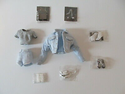 AYUMI NAKAMURA COOL KID OFF DUTY COMPLETE OUTFIT & ACCESSORIES INTEGRITY TOYS