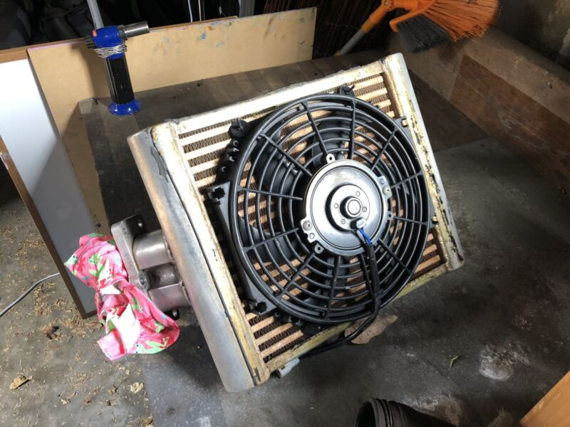 Top Mount Intercooler 1HD-T/