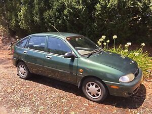 Ford festiva sedan 1998 Auto Maraylya The Hills District Preview