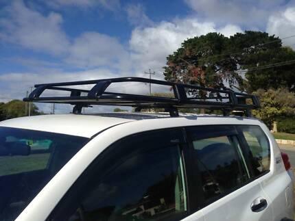 Toyota Prado 150 Full Length Roof Racks - Heavy Duty