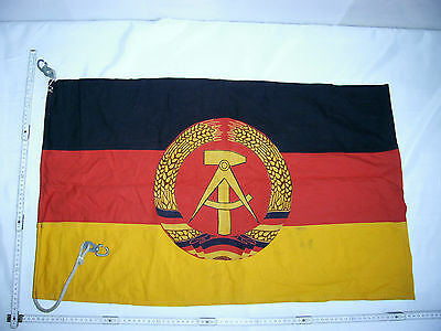 Gösch, Bugflagge für Schiffe Volksmarine der DDR, Flagge, Fahne, Marine (F36)