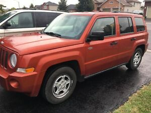 2009 Jeep Patriot Safetied and E Tested