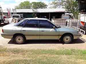 SUBARU Liberty GX automatic Kununurra East Kimberley Area Preview
