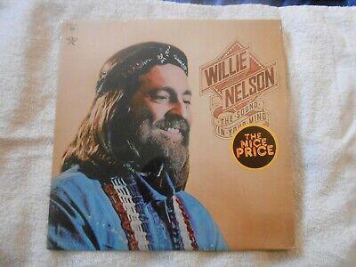 Vintage Vinyl Willie Nelson