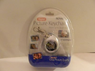 Цифровая фоторамка Royal Digital Picture Keychain