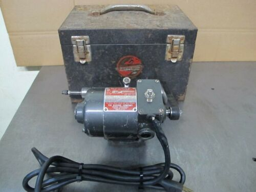 DUMORE TOOL POST 1/5 HP No. 11-011