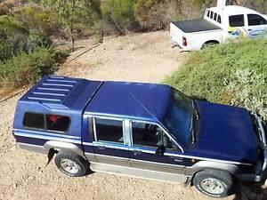 1993 Mitsubishi Triton Ute Barmera Berri Area Preview