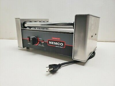 Nemco Hot Dog Roller 8010 Roll-a-grill 10854
