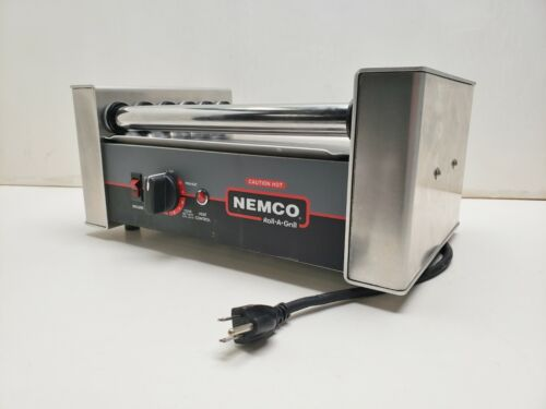 Nemco Hot Dog Roller 8010 Roll-A-Grill  #10857
