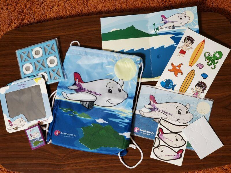 Hawaiian Airlines Keiki Activity Kit