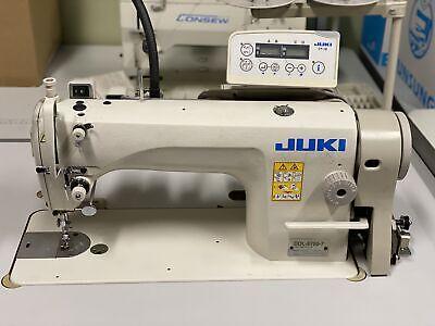 Juki Ddl-8700-7 Industrial Single Needle Automatic Sewing Machine