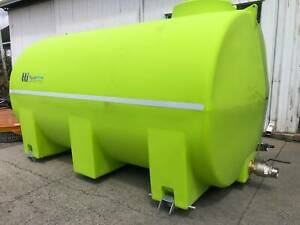 Water Cartage Tank / Fire Fighting 10,000L / New / Unused Applethorpe Southern Downs Preview