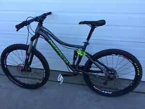 Norco Sight small completely upgraded