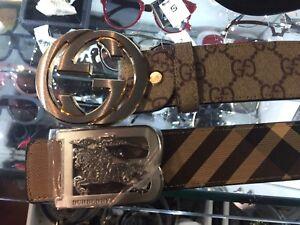 Replica Designer belts and hats
