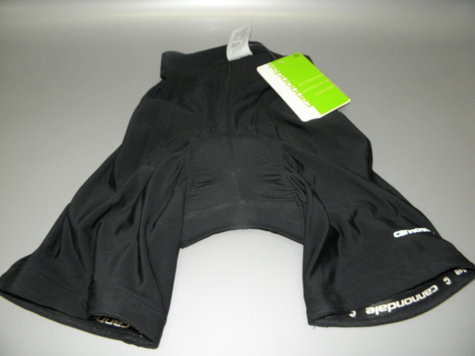 CANNONDALE WOMEN'S BICYCLE RIDE SHORTS XS BLACK NEW WITH TAG