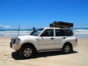 2005 Mitsubishi Pajero Wagon Mount Crosby Brisbane North West Preview