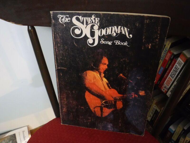 Rare, The Steve Goodman Songbook, 1973, w/ Poster featuring John Prine!! Vintage