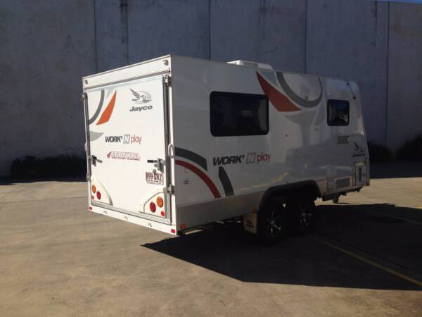 Jayco Work And Play Price Jayco Work N' Play Offroad