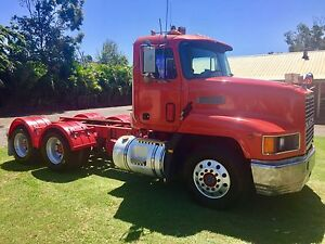 MACK CH PRIME MOVER TRUCK PTO 4 TIPPER CRUISE AIR STEER Kawungan Fraser Coast Preview