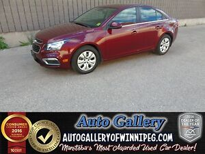 2013 Chevrolet Cruze 1LT *Back-up Cam